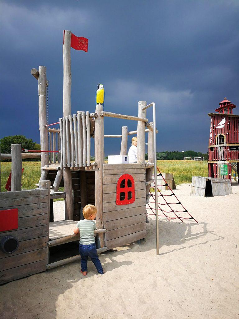 Dahme Spielplatz